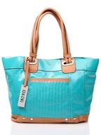 bulk xoxo blue handbag tote