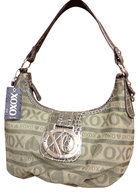 xoxo shoulder bag olive lots