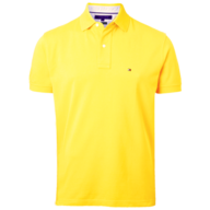 closeout yellow tommy hilfiger polo